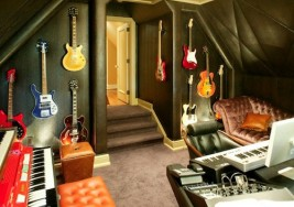 How to Design a Basic Recording Studio in Your Basement