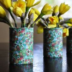 DIY Craft Idea: How to Create Customized Fabric Vases
