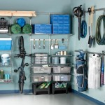 Guest Blogger: Easy Space Saving Design Tips for Your Garage