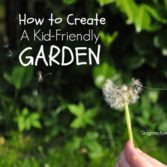 How to Make a Child-Friendly Garden