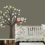 Guest Blogger: Brightening your Child's Nursery with Wall Decal and Stencil Ideas