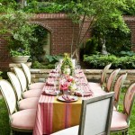 How to Plan an Outdoor Weekend Brunch