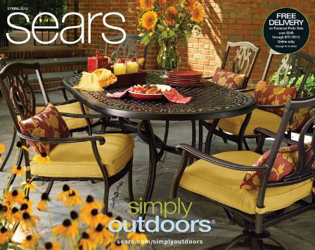 My Wish – Sears Perfect Outdoor Evening Entertaining Space