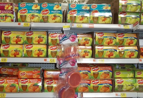 del monte fruits aisle shelf3