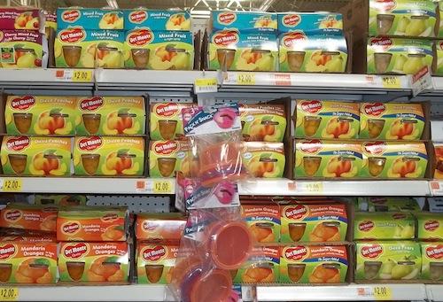 del monte fruits aisle shelf3