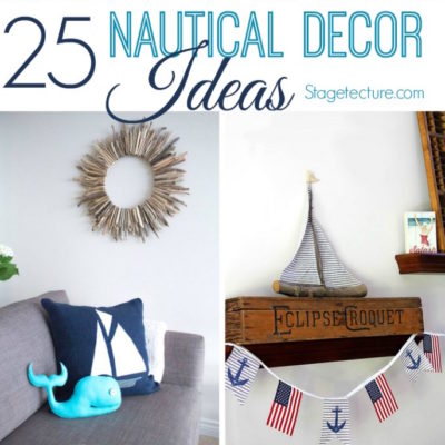 25 Nautical Decor Ideas for your Creative Home