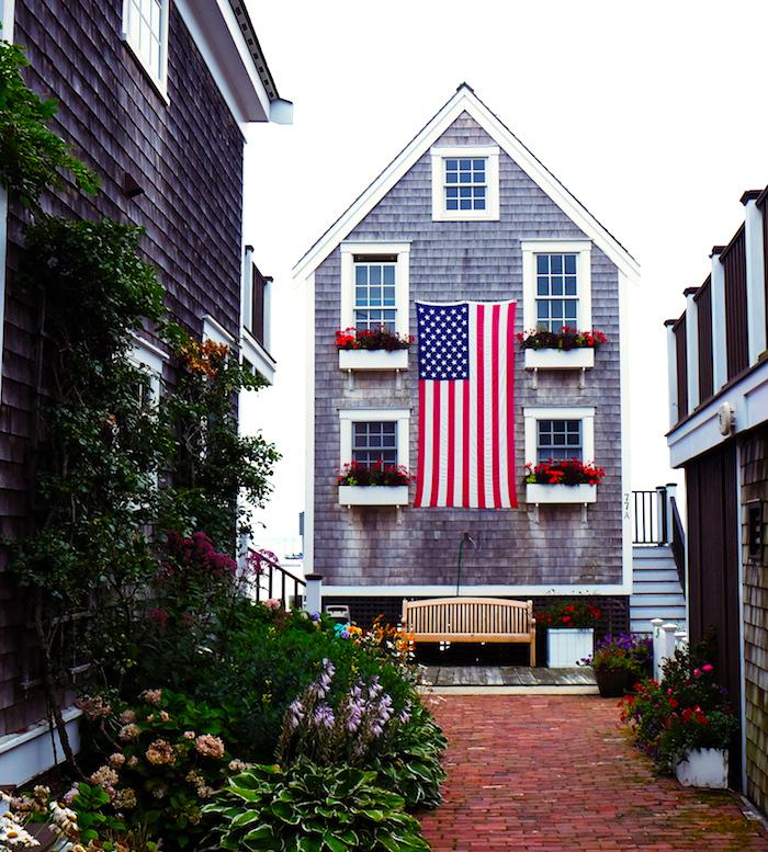 patriotic home usa flag small