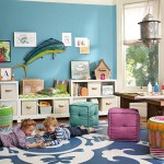 Simple Space-Saving Ideas for Kids' Rooms
