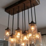 DIY Saturday #113 – How to Make a Mason Jar Chandelier (Video)