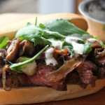Summer Sandwich: Steak & Caramelized Onions Recipe