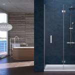 Sleek & Modern Shower Enclosures – 'Barely There' Innovation