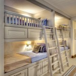 Saving Valuable Space with Kids Bunk Bed Ideas