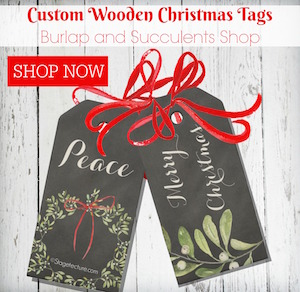 custom gift tags ad 300x292