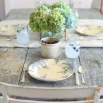 Beautifying your Dining Room Table with Inspiring Centerpieces