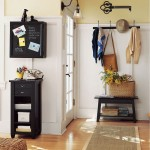 How to Create Useful Storage in your Home's Hallways