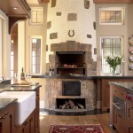 Latest in Gourmet Kitchen Design: Wood Burning Pizza Ovens