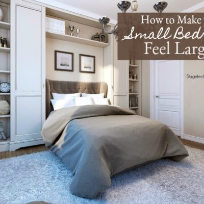 How to Make Your Small Bedroom Feel Larger