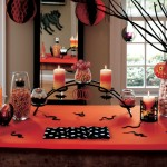 Halloween Candle Centerpieces: Modern, Edgy, Elegant &#038; Glam