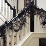 DIY Saturday #119 &#8211; Creepy Halloween Stair Decorations (Video)