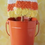 Creative Halloween Candy Corn Treats &#038; Crafts