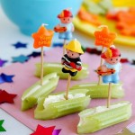 Guest Blogger: Choosing Healthy Food for your Child's Birthday Party