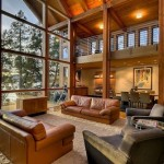 Award-Winning Architectural Design on the Shores of Lake Tahoe
