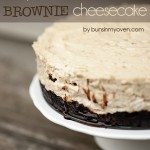 Creamy Peanut Butter Brownie Cheesecake Recipe