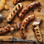 Autumn Grilling Favorite: Plum-Glazed Sausage Recipe