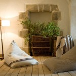 Sustainable Puff Bag Seating for your Green Home