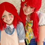 D.I.Y. Homemade Rag Doll Halloween Costume Ideas