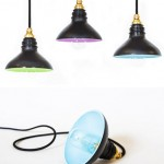 Green Living: Recycled Bottles Turned into Lamps &amp; Vases