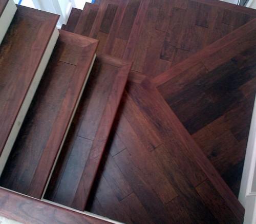Quality flooring Frank Milea_wood floor