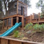 Guest Blogger: Backyard Playhouse Design Ideas