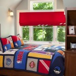 Guest Blogger: Simple Tips for Remodeling your Boys' Bedroom