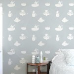 Brightening Your Child's Room With Creative Wallpaper