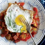 Holiday Brunch Idea: Corned Beef Hash with Fried Eggs Recipe