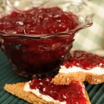 Holiday Cranberry Strawberry Jam Recipe