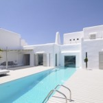 House Tour: Minimal Modern Home in Paros Cyclades, Greece