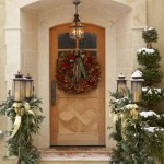 Illuminating Your Christmas Home with Lanterns Ideas