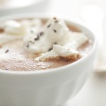 Winter Hot Chocolate With Almond Liqueur Recipe
