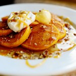 Sunday Brunch: Silver Dollar Pumpkin Pancakes Recipe