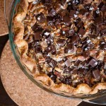 Holiday Dessert: Salted Chocolate Pecan Pie Recipe