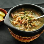 White Chili with Roast Turkey or Chicken Recipe
