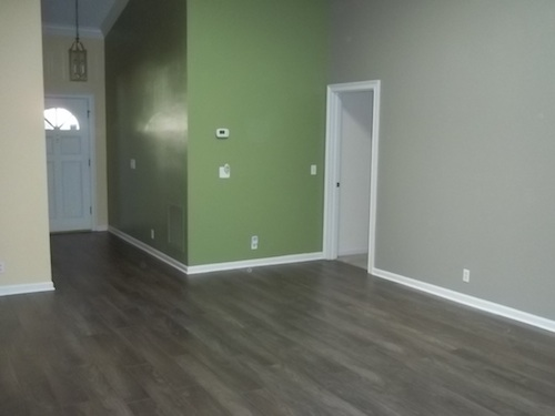 wood installed bare room2