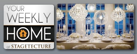 Stagetecture Radio: Decorating your Holiday Home &#8211; 11/28 12pmEST