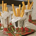Holiday Finger Food Favorite: Cheddar Cheese Straw Recipe