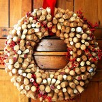 DIY Saturday #126 &#8211; How to Make Cork Wreaths &#038; Christmas Decor (Video)
