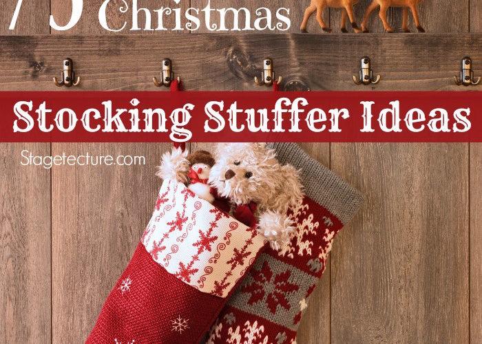 75 Creative Christmas Stocking Stuffer Ideas