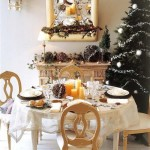 Last-Minute Christmas Table Setting Ideas for your Dinner