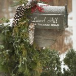 Christmas Curb Appeal: Add Festive Holiday Color to Your Mailbox